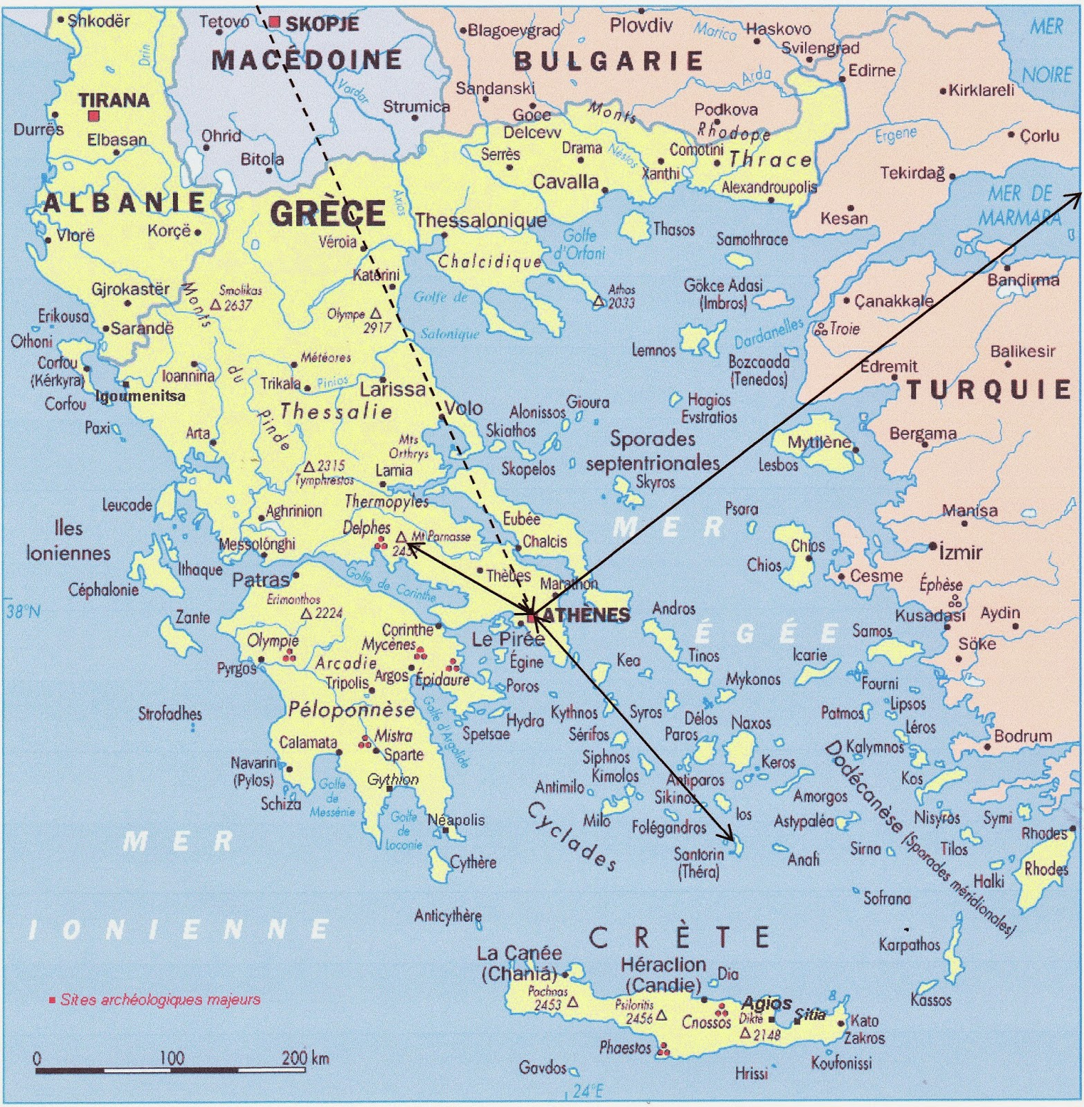 Wendy and wayne travelogue yah sas hello greetings we are doing this part of the trip ourselves the itinerary map is below athens delphi and santorini and then will catch the tauck turkey m4hsunfo