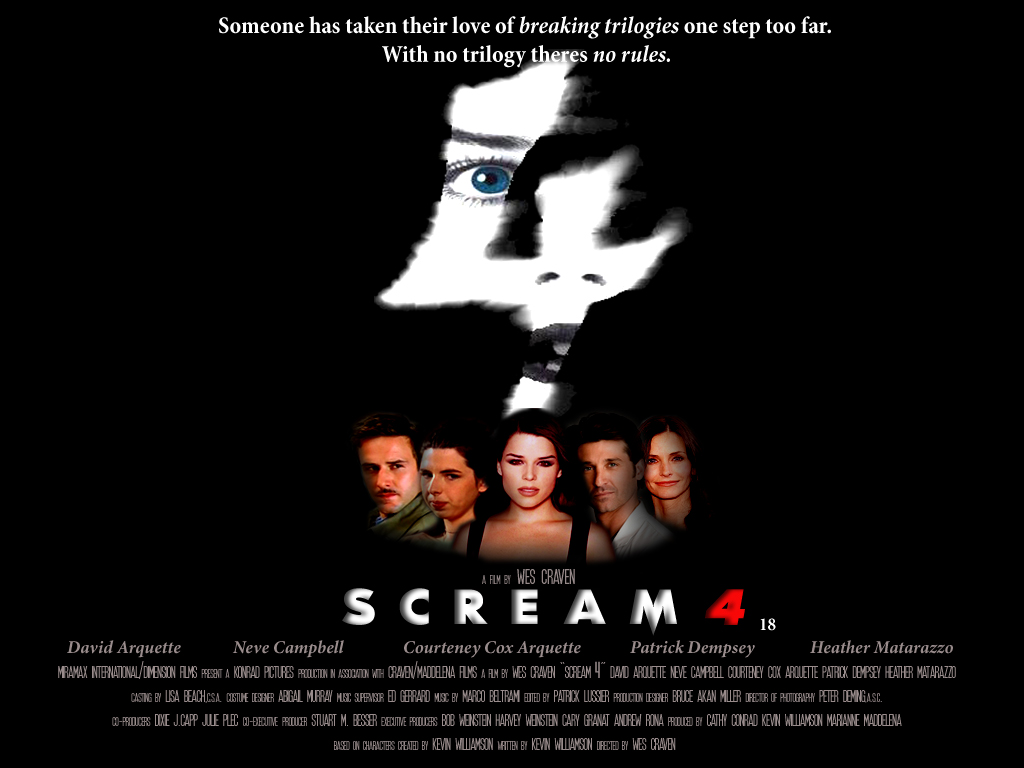 Scream 4 | Electron Libre...