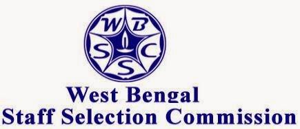 WBSSC Recruitment 2014-2015