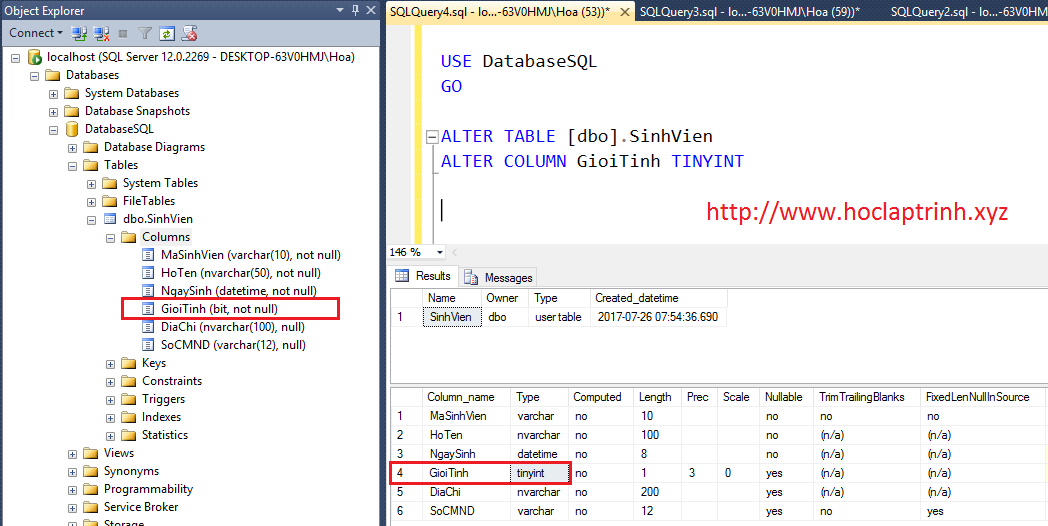 Sql server s a b ng trong sql server alter table h c l p tr nh - Alter table modify column ...