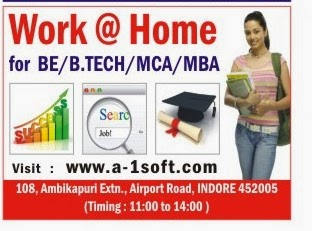 Work at Home  Call  +91-9691257331