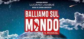 """""""BALLIAMO SUL MONDO"""" regia di Chiara Noschese"""