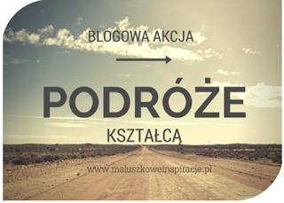 Jeśli chcecie sięgnąć po więcej inspiracji na zwiedzanie Polski z rodziną, zapoznajcie się z akcją Podróże Kształcą organizowaną przez Maluszkowe Inspiracje :)