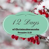 12 Days of Christmakwanzaka Blog Hop