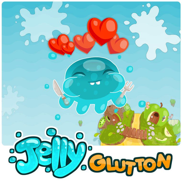 If you like playing Candy Crush Saga you'll love Jelly Glutton too!