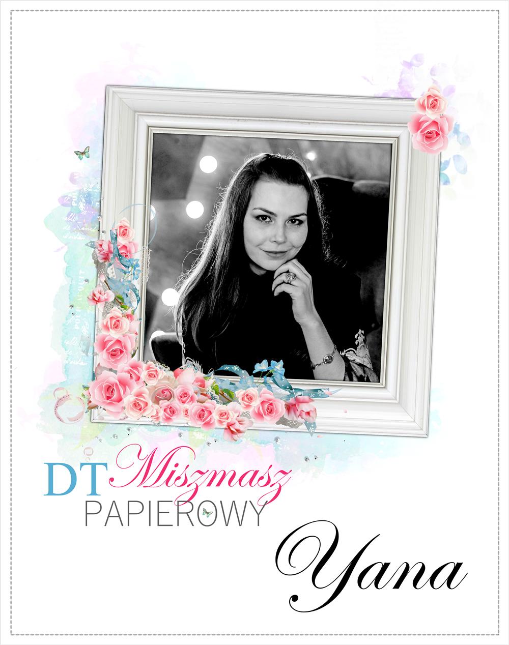 I design for Miszmasz Papierowy
