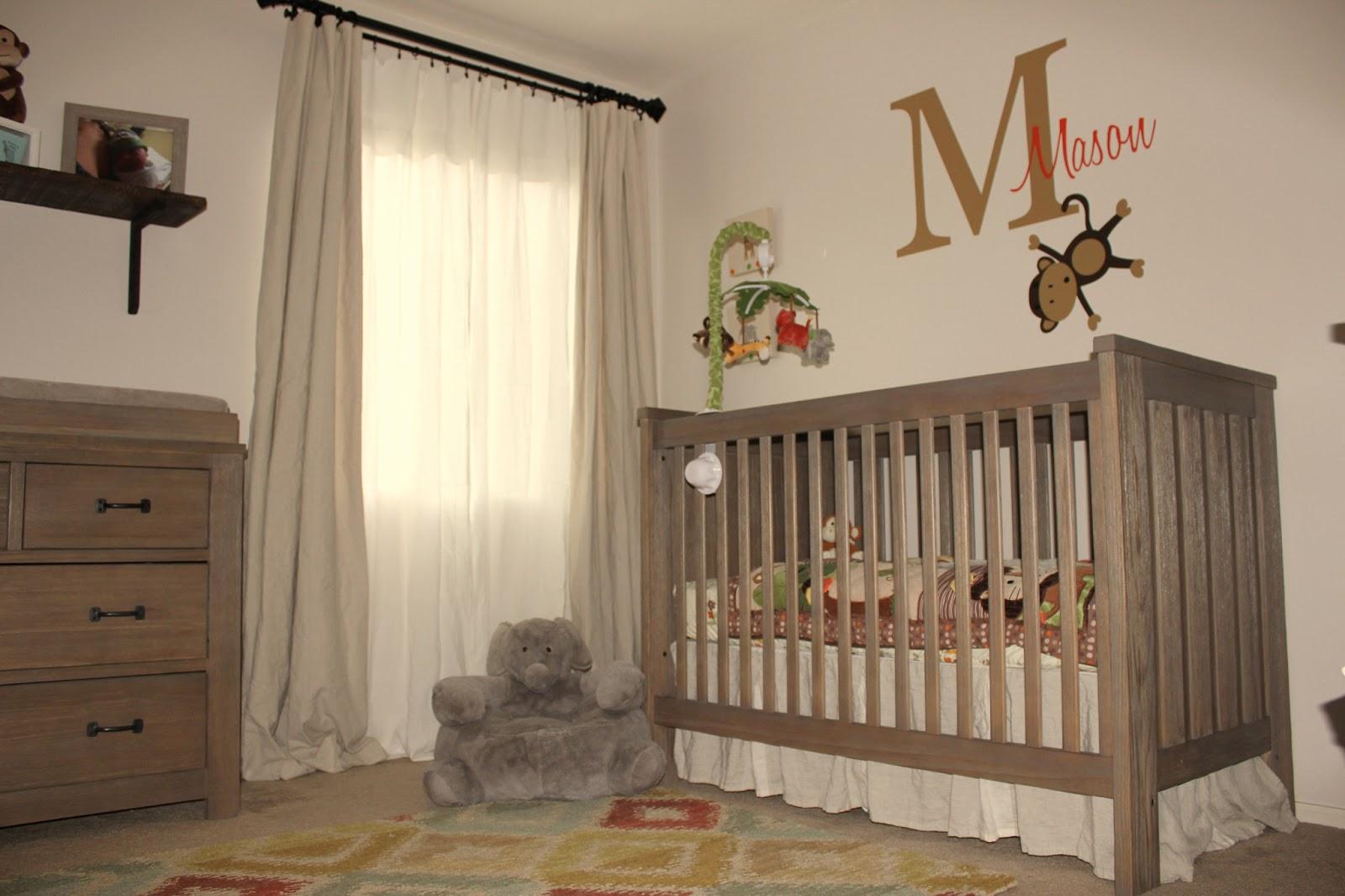 Awesome A Sweet Nursery For Mason
