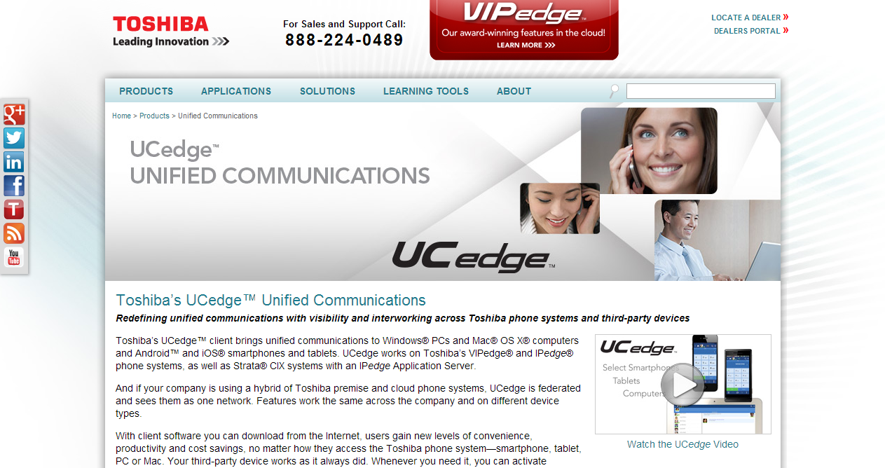 Unified communications, SIP, VOIP Calling