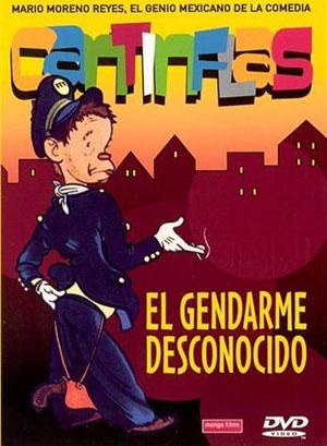 Cantinflas – El Gendarme Desconocido (1941) DVDRip Latino