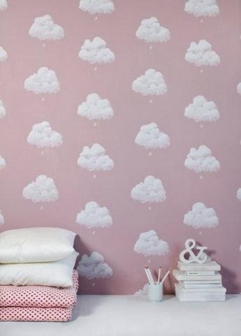 Papel pintado para habitaciones de niños