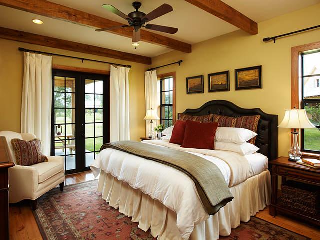 Green Master Bedroom Ideas
