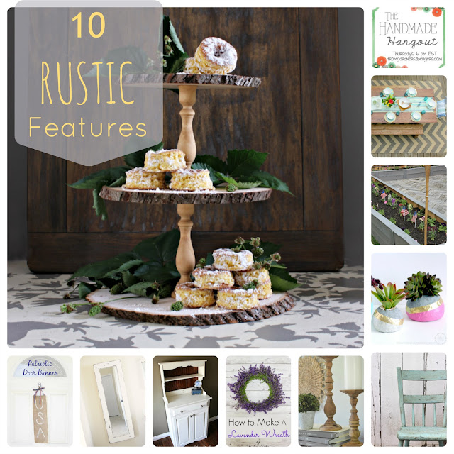 10 Rustic Features