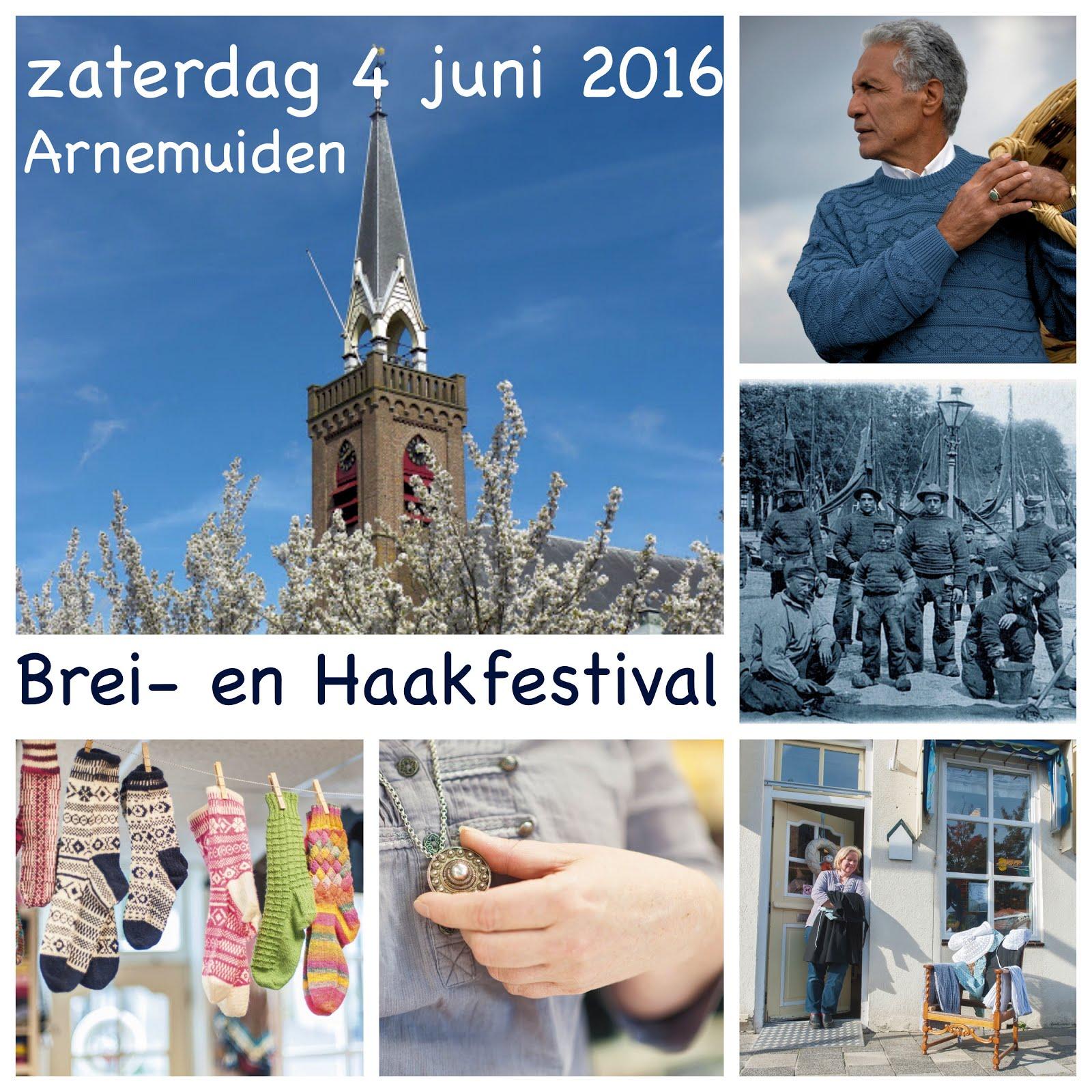 Brei- en Haakfestival Arnemuiden