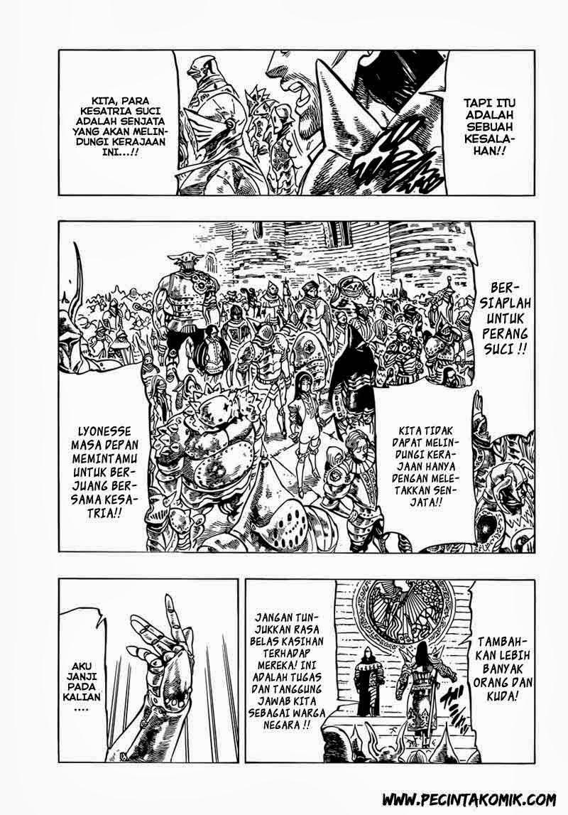 Nanatsu No Taizai Chapter 29-3