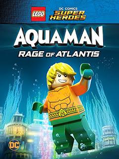 Baixar Super Heróis da LEGO DC Comics: Aquaman – Fúria da Atlântida Torrent Dublado