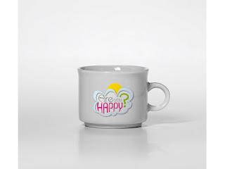 Mockup taza Are you happy?