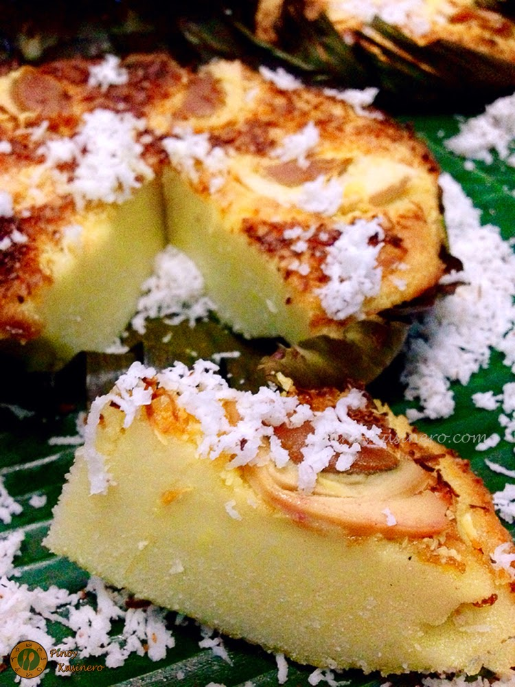 Savory Rice Cake Toppings
