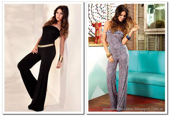Nucleo moda 2013. Indumentaria femenina.