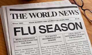 The Last Time I Had The Flu Was 17 Years Ago