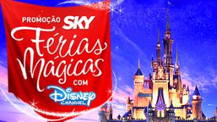 Como Participar da promoção Sky Férias Mágicas