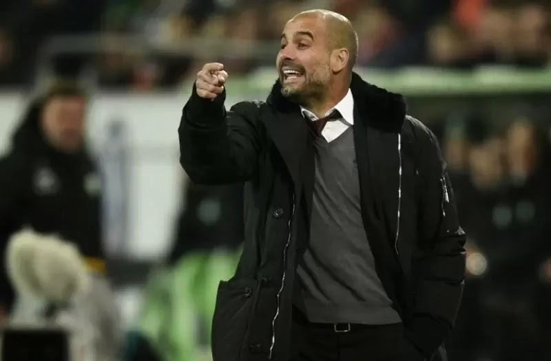 Guardiola Tolak Tawaran Manchester City