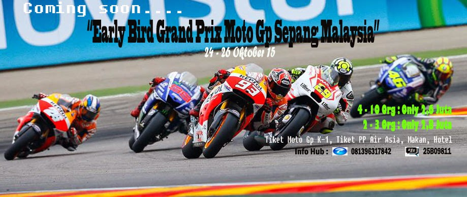 MOTO GP SEPANG MALAYSIA