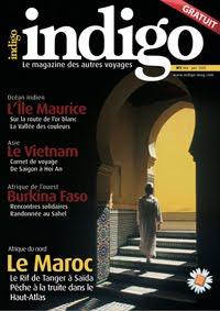 Indigo n°2 / Maroc