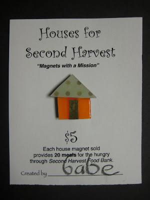 Houses for haiti art project