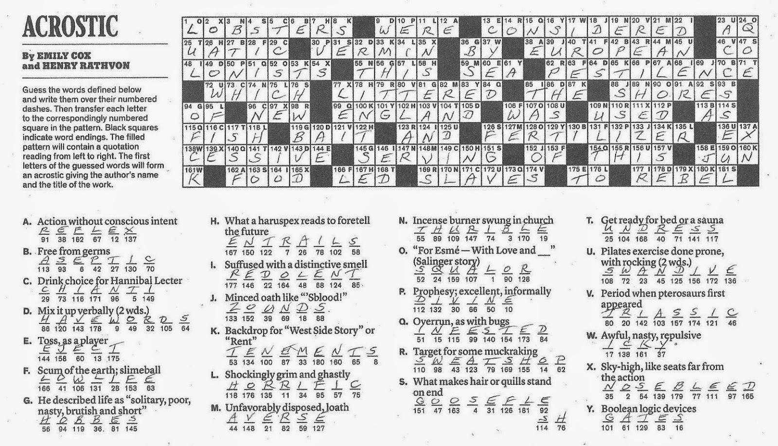 Single minded enthusiast crossword Antler bearer -- Crossword clue, Crossword Nexus