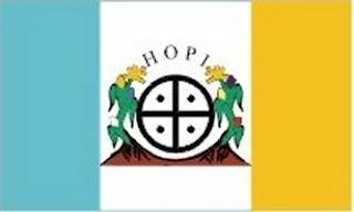 bandera hopi