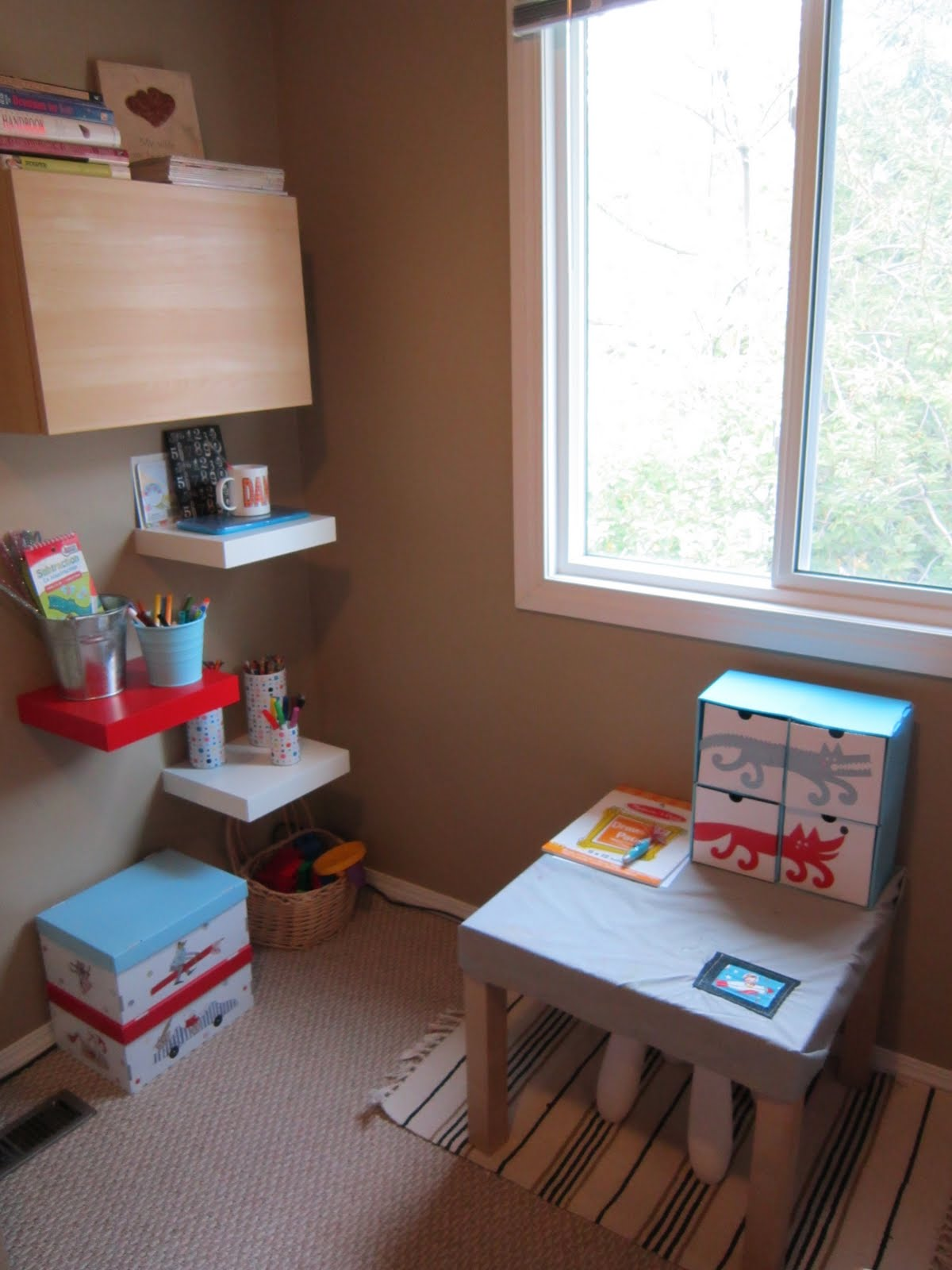 Diy Craft Roomoffice Makeover Revealed With Kids Craft Room Ideas