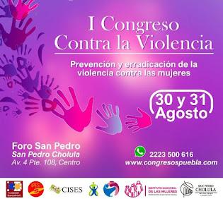 Congreso contra la violencia