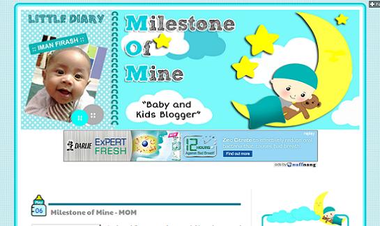 Tempahan : Milestone Of Mine