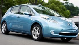 Nissan Leaf Won World Car of The Year 2011