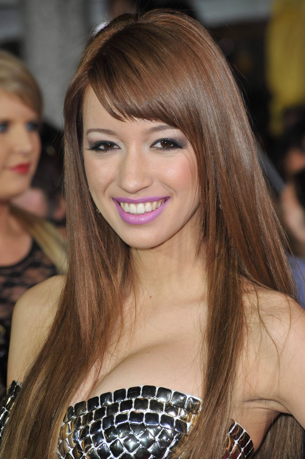 Christian Serratos Hot, Nude & Naked Pics