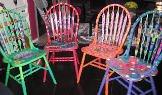 Funky Dining Room Chairs