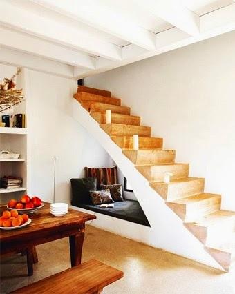 El hueco de la escalera mi casa es feng for Donde ubicar las escaleras en una vivienda