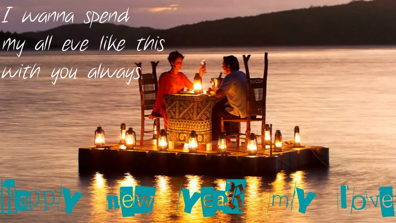 Images of happy new year wishes for husband - the wave pictures kiss me