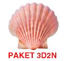 PAKET 3D2N DENGAN KAPAL FERRY