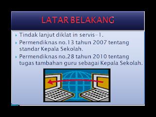 Download Contoh Laporan OJL Untuk Calon Kepala Sekolah Tahun 2015