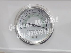 Pressure Gauge Suction Pump YBSTX1A