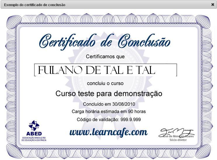 Cursos online gratis com certificado