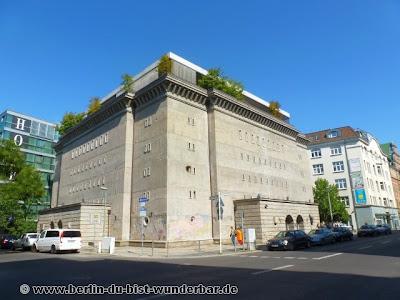berlin, verschiede, bildern, bunker, militar
