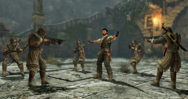 DEADFALL: ADVENTURES PC GAME