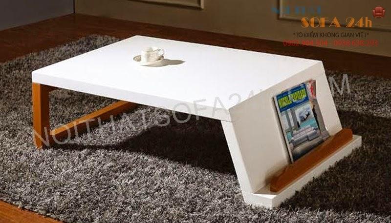 Bàn sofa gỗ BS086