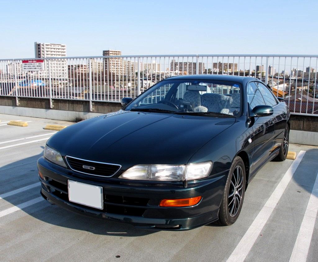 Toyota Carina ED, fajne sedany, nieznane auta, motoryzacja, japońskie