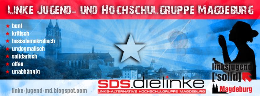 Linke Jugend- und Hochschulgruppe Magdeburg