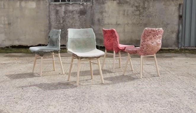 prototipos de sillas de viruta