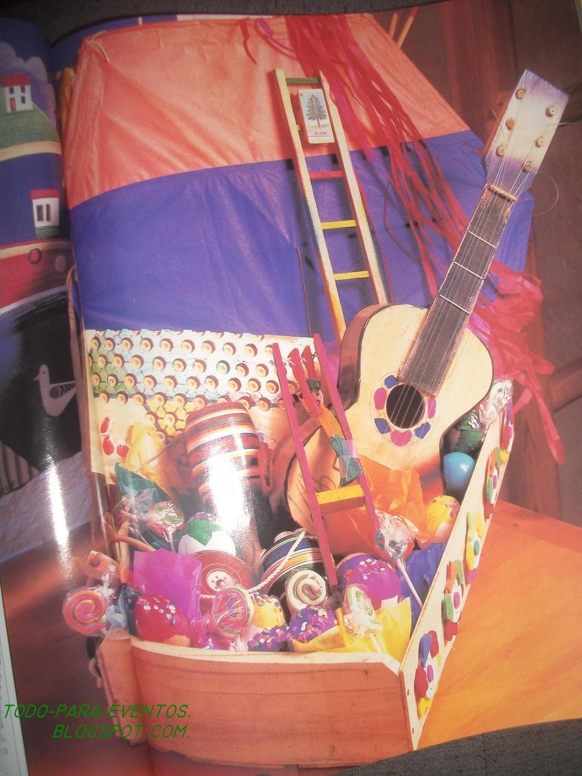 Todo para eventos arreglo con juguetes de madera - Jugueteros de madera ...