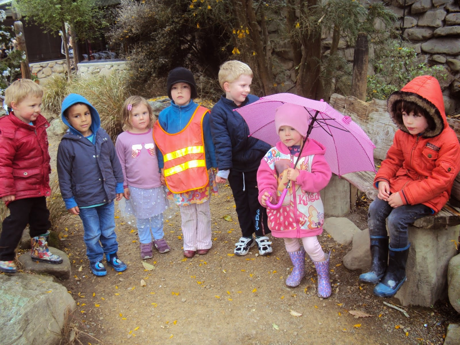 Willowbank Trip with Waltham Playgroup